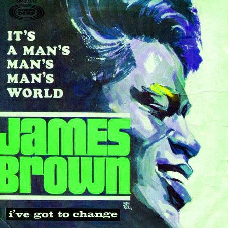 دانلود آهنگ It's a Man's Man's Man's World از James Brown