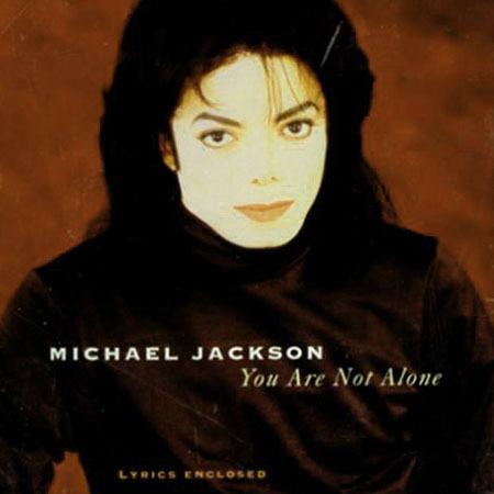 دانلود آهنگ You Are Not Alone از Michael Jackson
