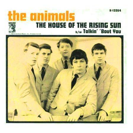 دانلود آهنگ House of the Rising Sun از The Animals