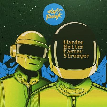 دانلود آهنگ Harder Better Faster Stronger از Daft Punk