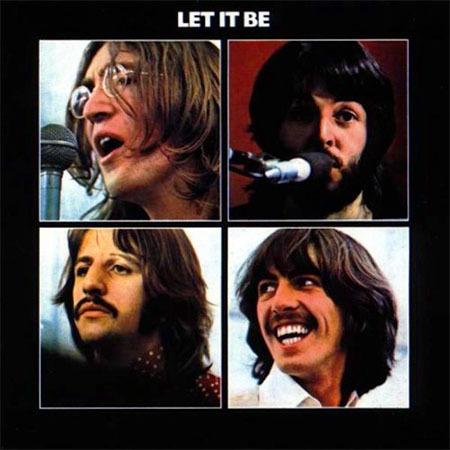 دانلود آهنگ Let It Be از بیتلز