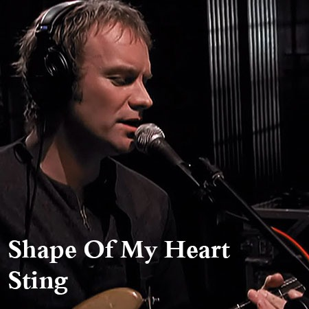 دانلود آهنگ Shape Of My Heart از Sting