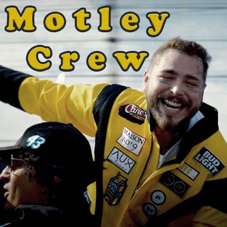 دانلود آهنگ Motley Crew از Post Malone