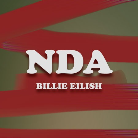 دانلود آهنگ NDA از بیلی آیلیش Billie Eilish