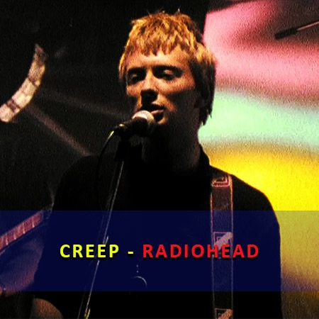 دانلود آهنگ Creep از Radiohead