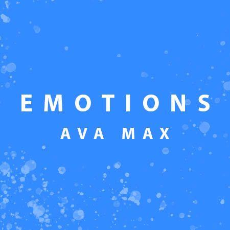 دانلود آهنگ Emotions از Ava Max