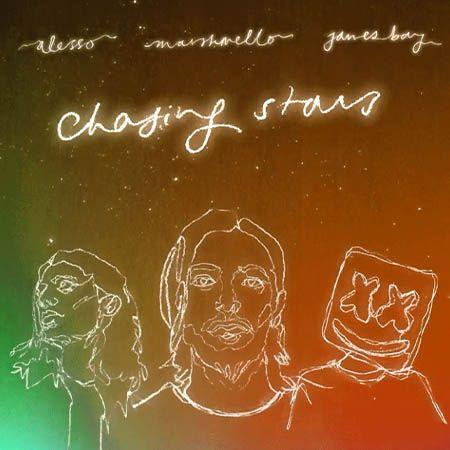 دانلود آهنگ Chasing Stars از Alesso & Marshmello ft. James Bay مارشملو