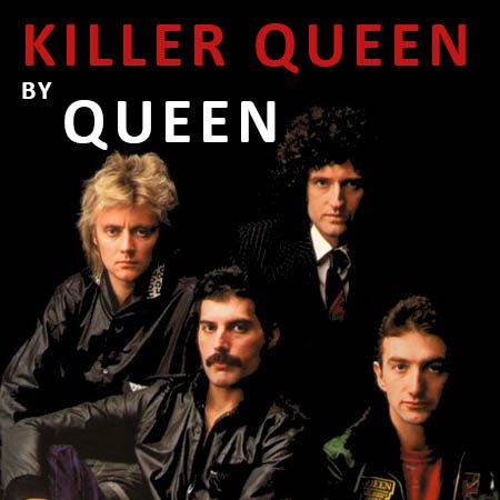 دانلود آهنگ Killer Queen از کویین Queen