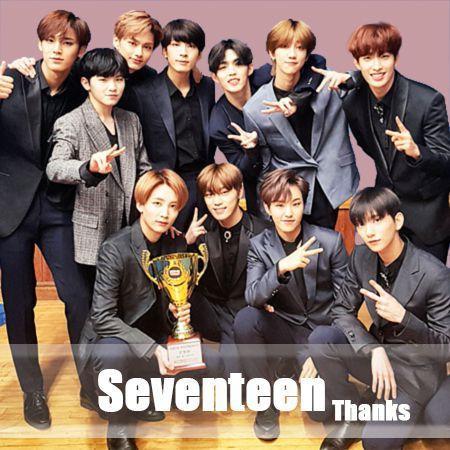 دانلود آهنگ Thanks از Seventeen
