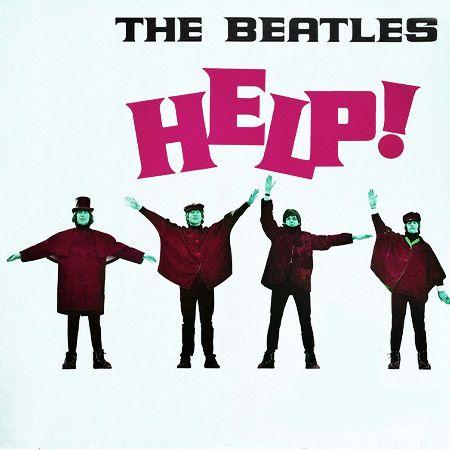 دانلود آهنگ Help از بیتلز The Beatles