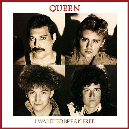 دانلود آهنگ I Want To Break Free از کویین Queen