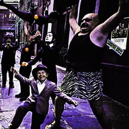 دانلود آهنگ People Are Strange از The Doors